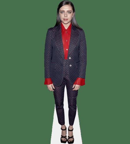 Bel Powley (Suit)