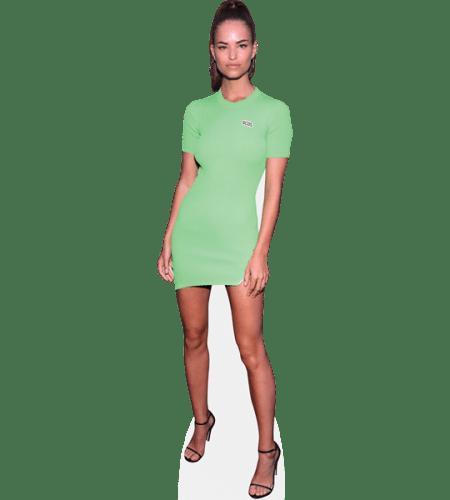 Robin Holzken (Green Dress)