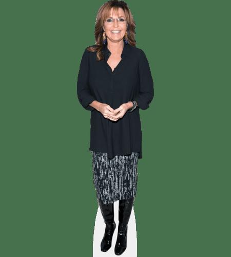 Sarah Palin (Black Boots)