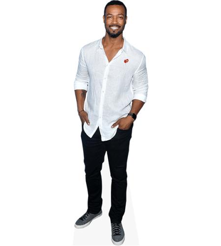 Isaiah Mustafa (White Shirt)