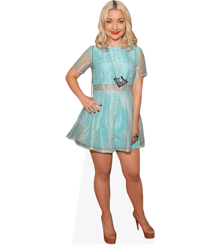 Kate Miller Heidke (Blue Dress)