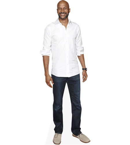 Keegan Michael Key (White Shirt)