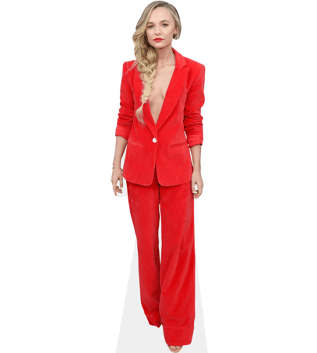 Madison Iseman (Red Suit)