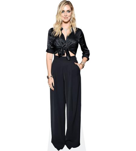 Chiara Ferragni (Black Outfit)