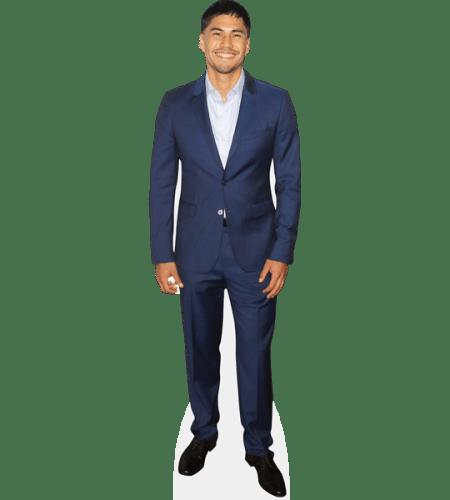 Martin Sensmeier (Blue Suit)