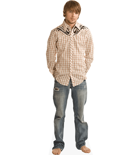 Max Thieriot (Barefoot)