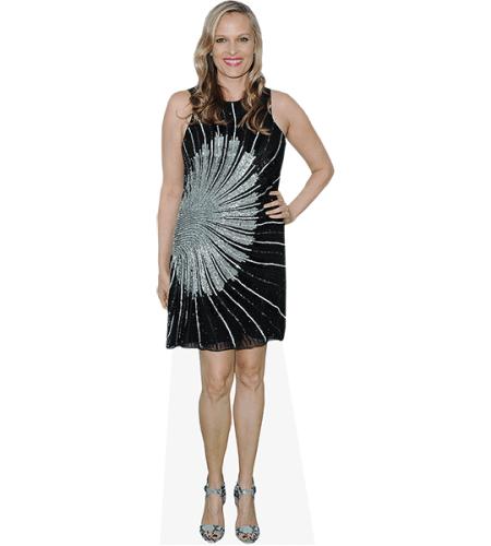 Vinessa Shaw (Black Dress)