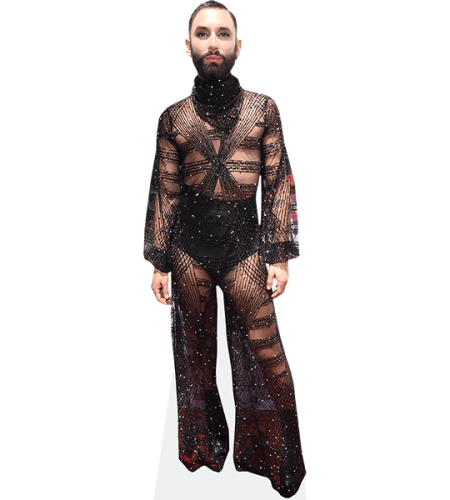 Conchita Wurst (Black Lace)