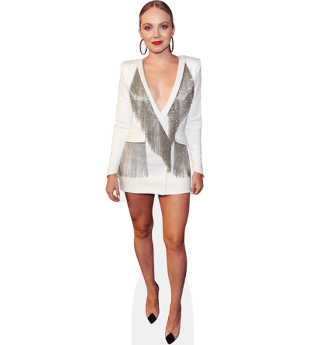 Danielle Bradbery (White Dress)