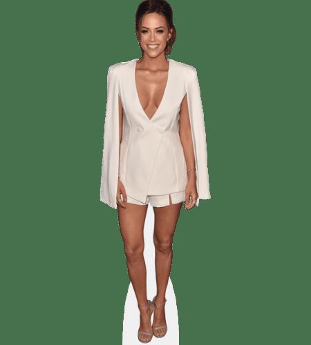 Jana Kramer (White Outfit)
