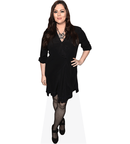 Katrina Weidman (Black Dress)