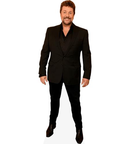 Michael Ball (Black Suit)