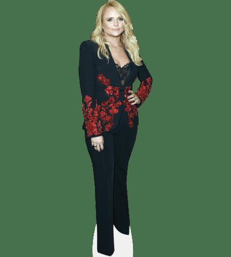 Miranda Lambert (Black Suit)