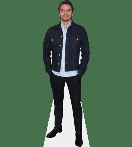 Pedro Pascal (Denim Jacket)