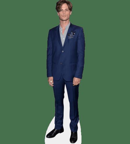 Matthew Gray Gubler (Blue Suit)