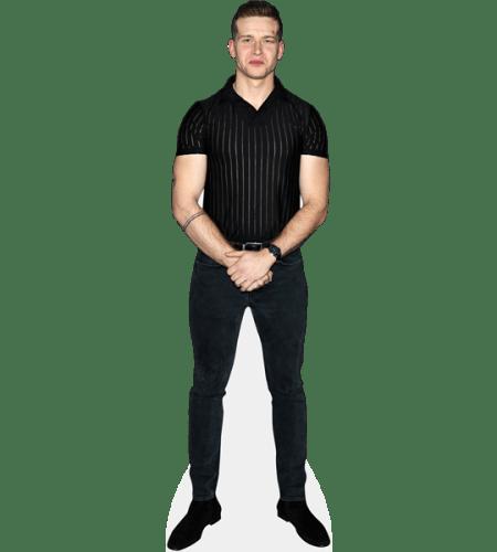 Oliver Stark (Black Outfit)