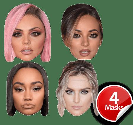 Little Mix Mask Pack