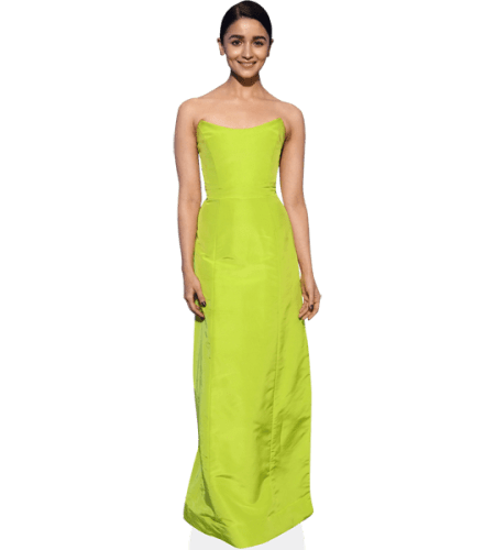 Alia Bhatt (Long Dress)