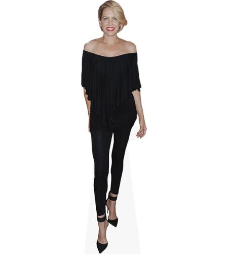 Arianne Zucker (Black Outfit)