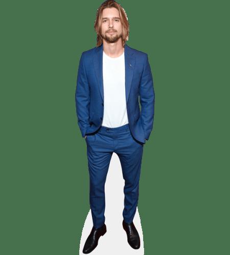 Drew Van Acker (Blue Suit)