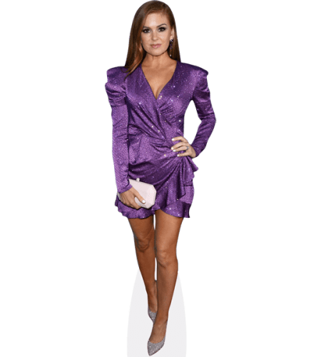 Isla Fisher (Purple)