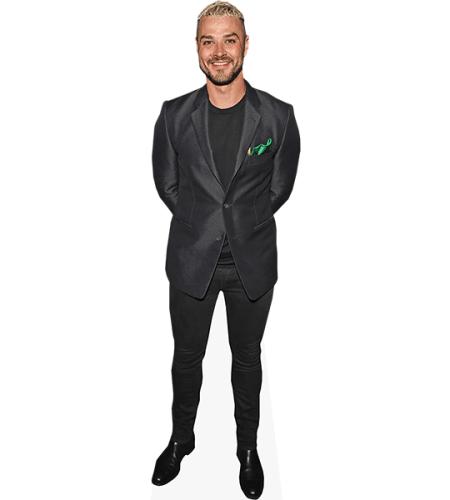 Matt Willis (Black Suit)