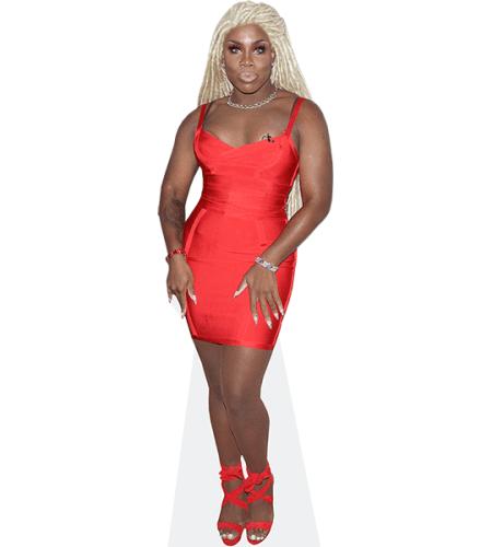 Monét X Change (Red Dress)