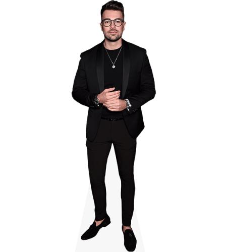 Sam Bird (Black Suit)