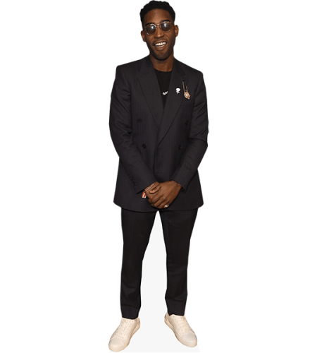 Tinie Tempah (Black Suit)