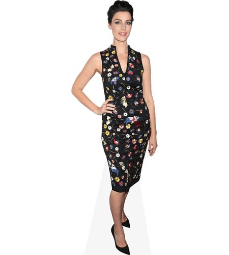 Jessica Pare (Black Dress)
