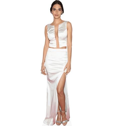 Livia Brito (White Dress)