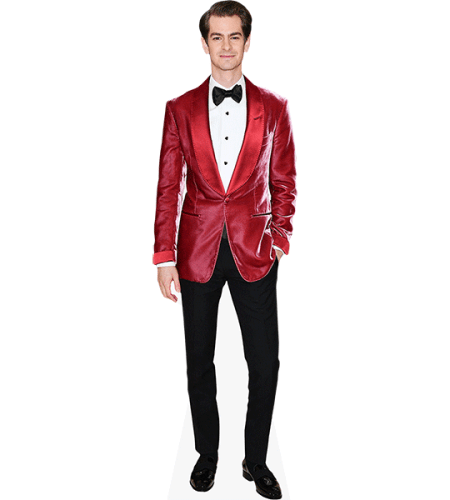 Andrew Garfield (Red Blazer)