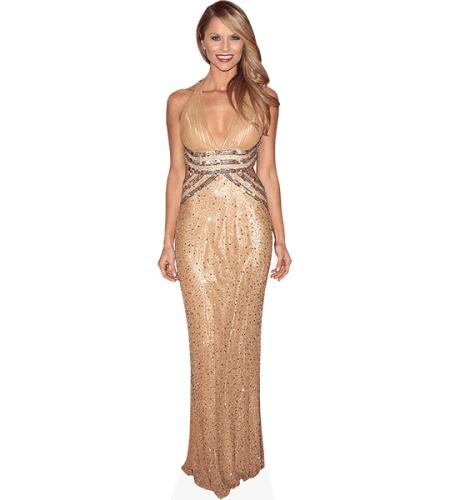 Ellen Hollman (Gold Dress)