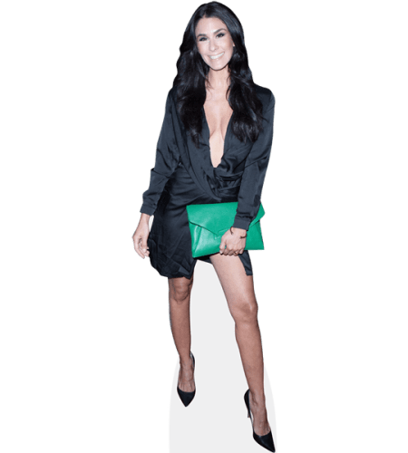 Brittany Furlan (Black Outfit)