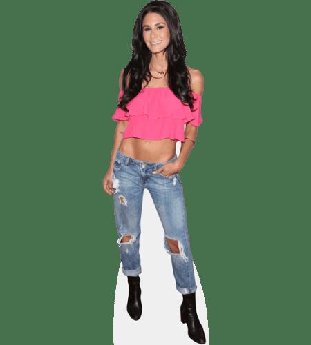 Brittany Furlan (Pink Top)