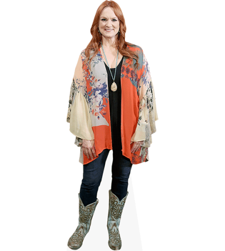 Ree Drummond (Cowboy Boots)