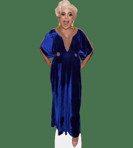 Baga Chipz (Blue Dress)