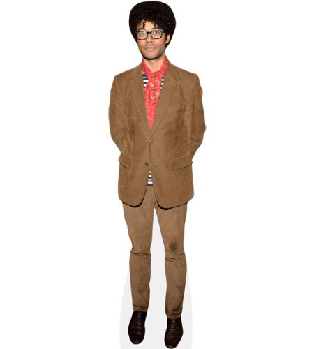 Richard Ayoade (Brown Suit)