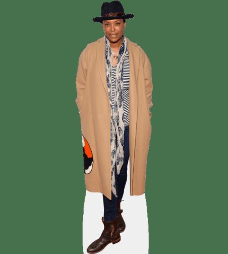 Aisha Tyler (Long Coat)