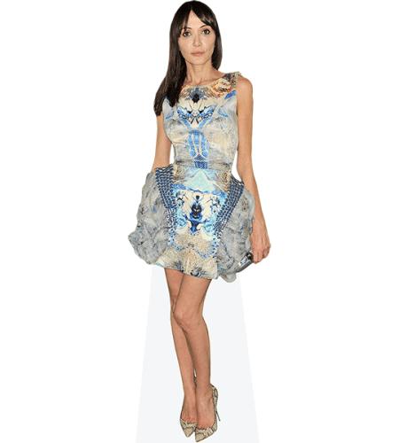 Annabelle Neilson (Blue Dress)