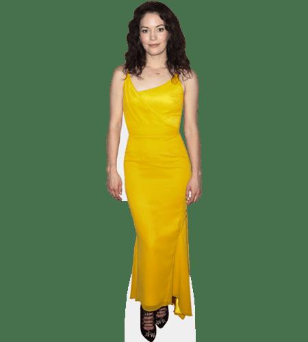 Britt Lower (Yellow Dress)