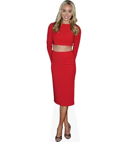 Elizabeth Noelle Reno (Red Dress)