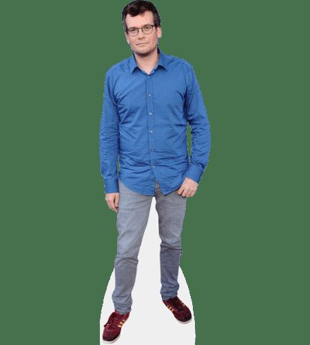John Green (Blue Shirt)
