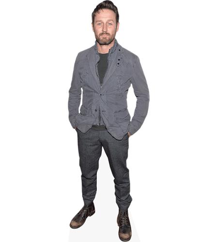 Josh Stewart (Grey Jacket)