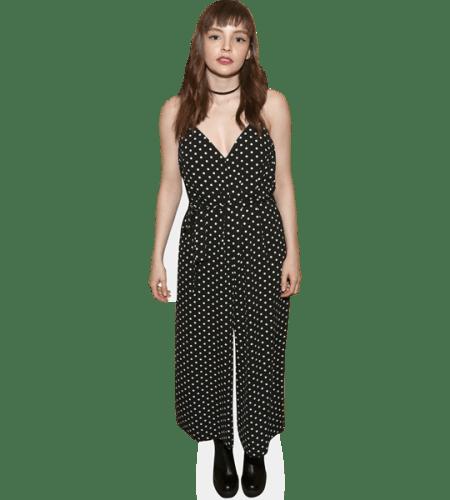 Lauren Mayberry (Spotty Dress)