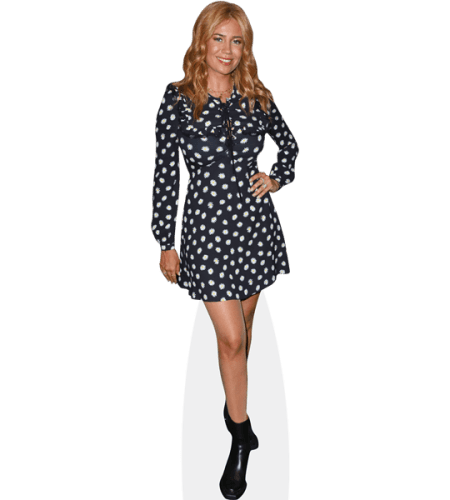 Palina Rojinski (Short Dress)