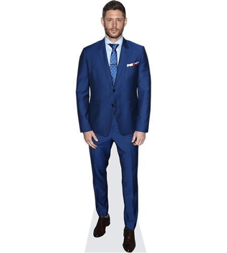 Jensen Ackles (Blue Suit)