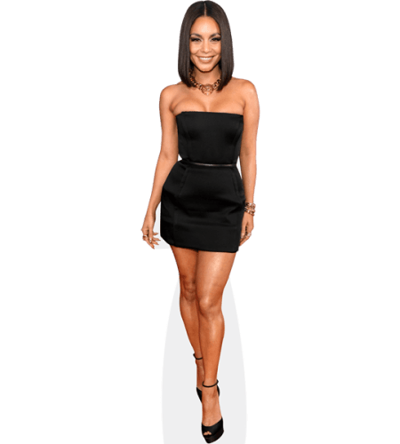 Vanessa Hudgens (Black Dress)