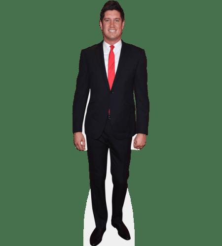 Vernon Kay (Red Tie)