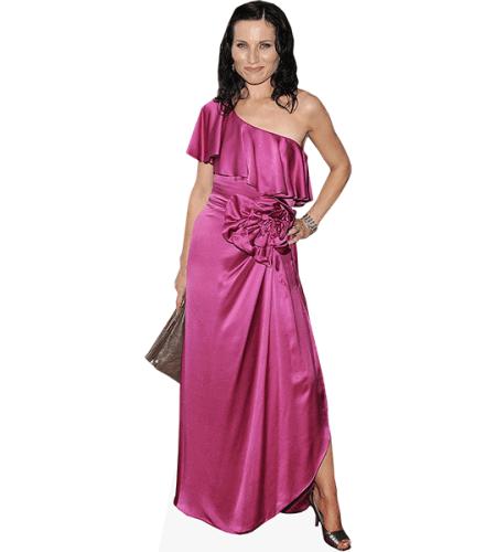 Kate Fleetwood (Pink Dress)